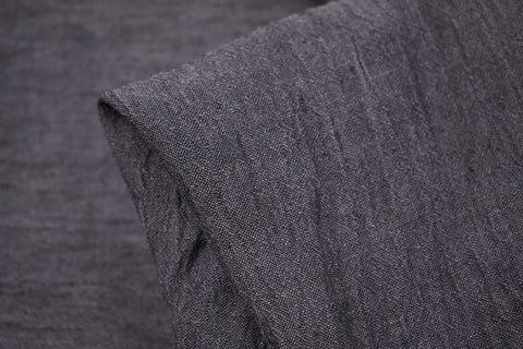 Thunder Crush - Crinkle Linen