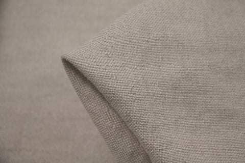 Heavy Natural Washed Linen