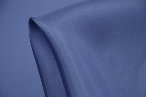 Steel Blue Rayon Lining