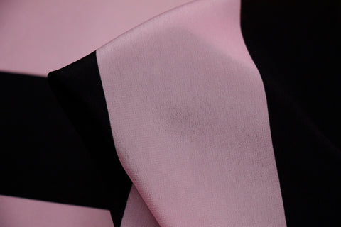 Pink Licorice - Crepe De Chine