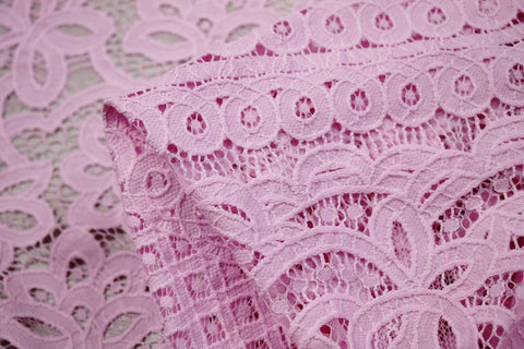 Aria's Pink Lace