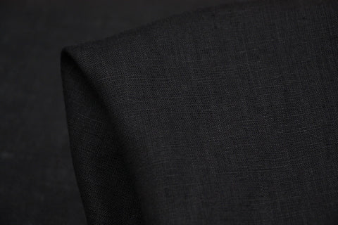 Florence Black - Enzyme Washed Linen