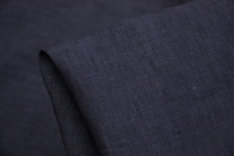 Luxe Midnight Linen