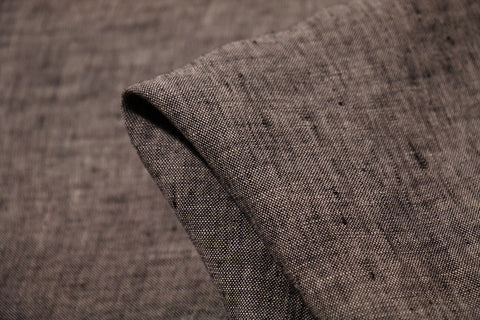 Granite Washed Yarn-Dyed Linen