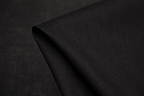 Deep Black Voile