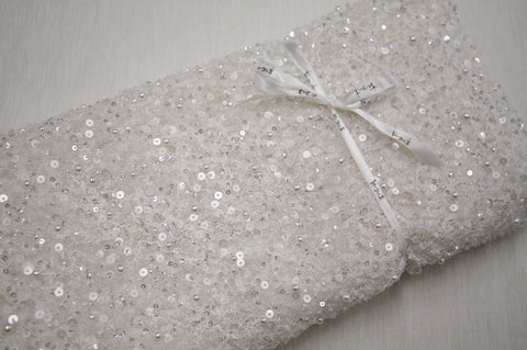 Blanche Beaded Natural