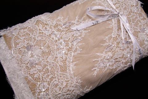 Luella Beaded Lace Trim