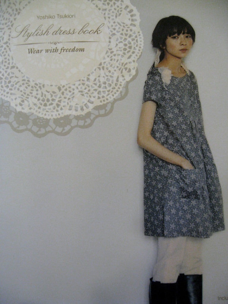Dress stylish book 1 english pictures