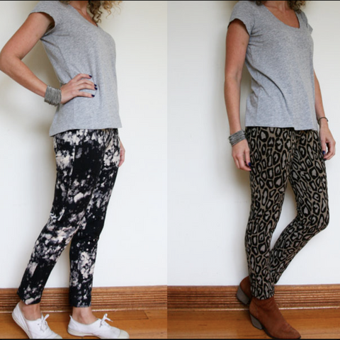Anita Ponti Pant Pattern (Sizes 6-18)