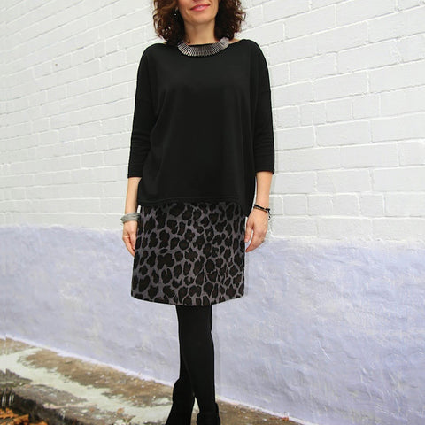 Libby A-Line Skirt Pattern (Sizes 6-16)