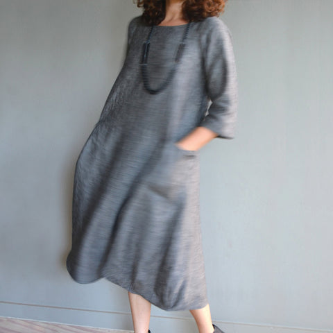 Lily Linen Dress Pattern (Sizes XXS-XL)