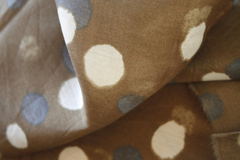 Spots On Brown