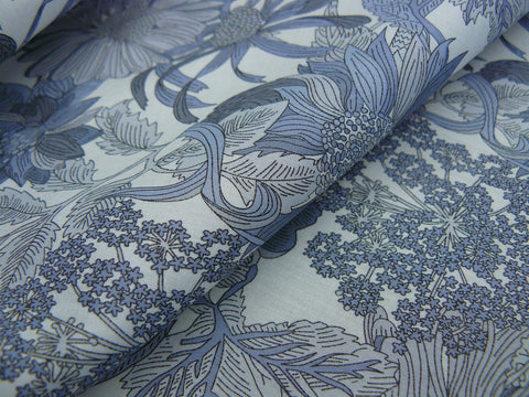 Angelica Garla Grey- Tana Lawn