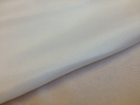White Silk Habutai