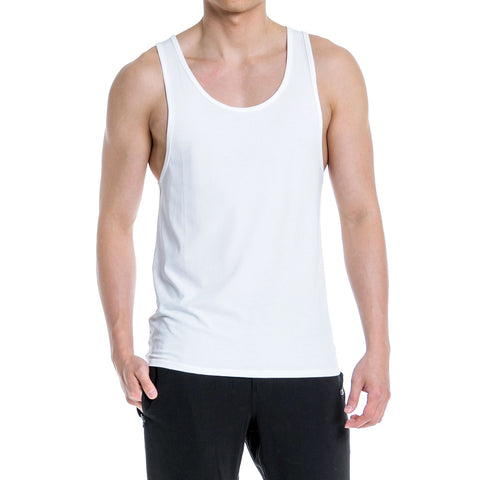 ALT. Essential Tank - Ghost White