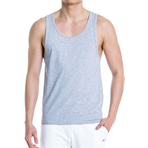 ALT. Essential Tank - Silver Grey