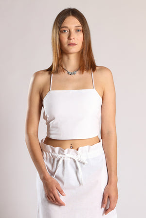 Linda top - White