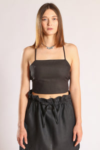 Linda top - Black