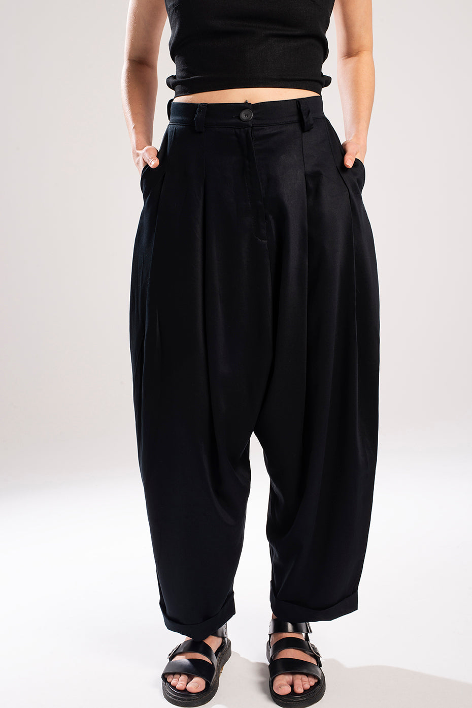 Vincent pants - Black