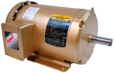 Exhaust Unit Motor