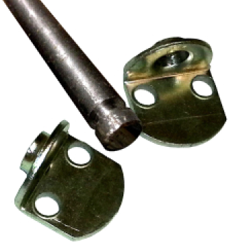 Rods and Guides for Rod Latch