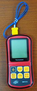 Digital Thermocouple Thermometer