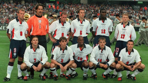 5 of England's greatest ever kits