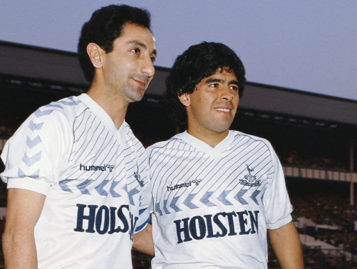 7 of the best classic Tottenham shirts
