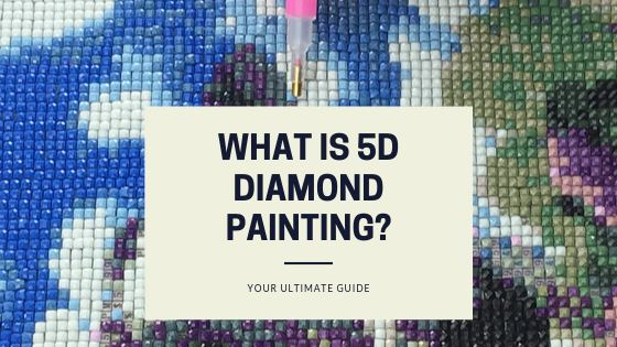 What is 5D Diamond Painting?