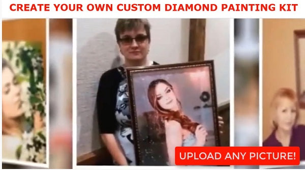 Create Your Own Diamond Painting