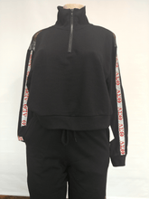 Load image into Gallery viewer, DELTA CROPPED JOGGER JACKET