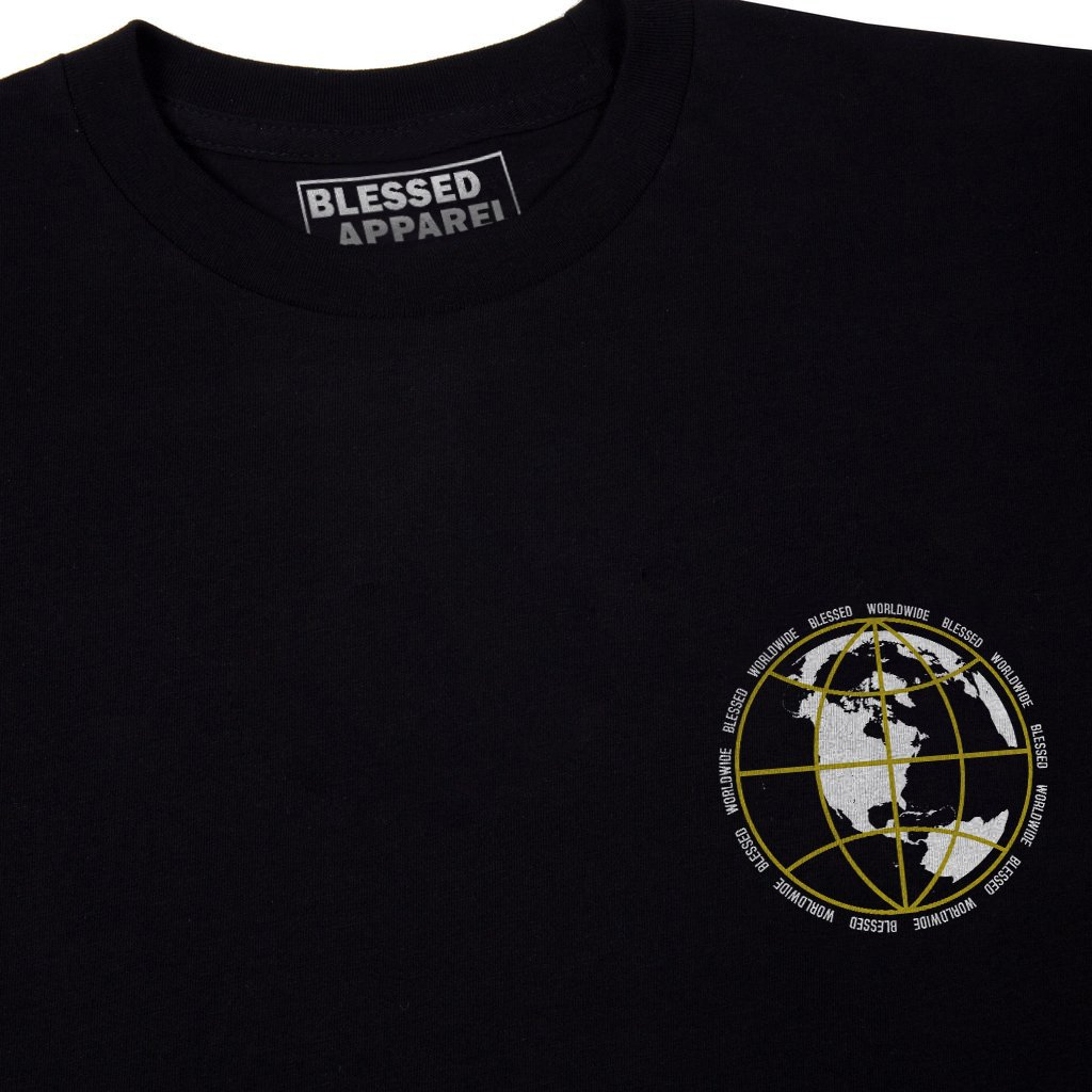 WORLDWIDE T-SHIRT - Blessed Apparel