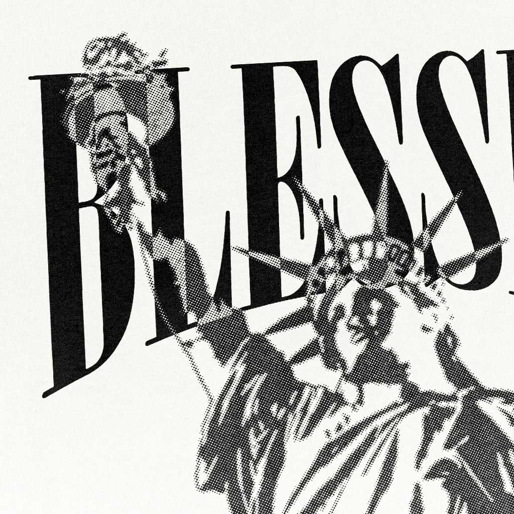 LIBERTY TEE - Blessed Apparel