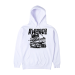Load image into Gallery viewer, BLESSED RACING HOODIE