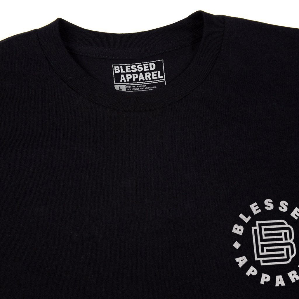 MONOGRAM T-SHIRT - Blessed Apparel