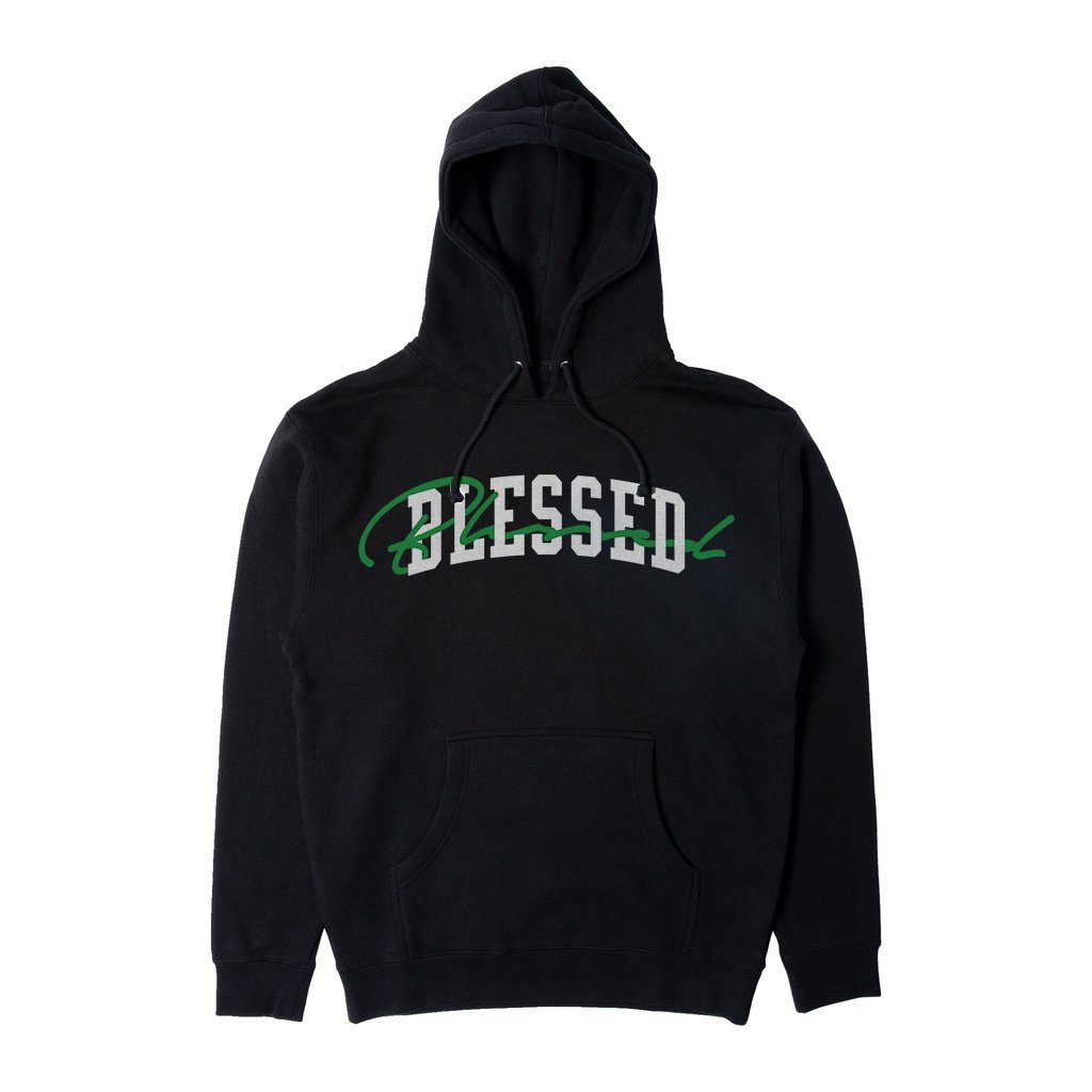 ORIGINAL SCRIPT HOODIE - Blessed Apparel
