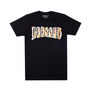 SHREDDED FLAMES TEE