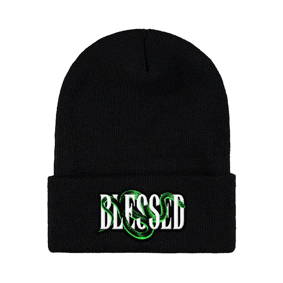 SERPENT BEANIE - Blessed Apparel