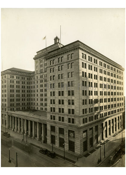 100 Broadway - Municipal Building - Brooklyn - American Surety Building Old Vintage Photos and Images