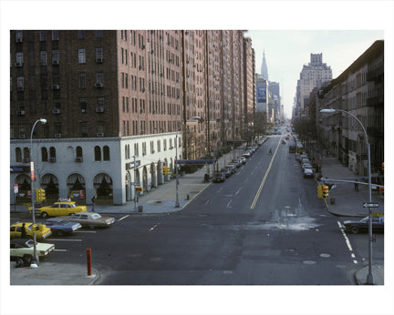 10th Ave & 14th St - Chelsea - Manhattan NY Old Vintage Photos and Images