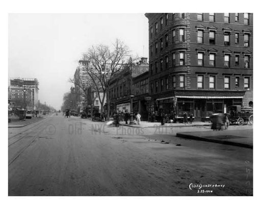 110th Street & Broadway  Harlem, NY 1910 Old Vintage Photos and Images
