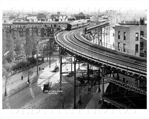 110th Street Subway Station Manhattan Old Vintage Photos and Images