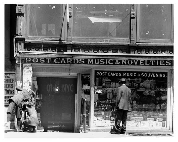 113 E. 14th Street  - Greenwich Village - Manhattan, NY 1916 B Old Vintage Photos and Images