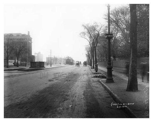 116th Street & Broadway - Morningside Heights - New York, NY 1910 A