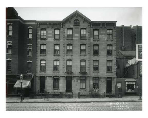 1220 Lexington Avenue at 83rd Street 1912 - Upper East Side Manhattan NYC X1 Old Vintage Photos and Images