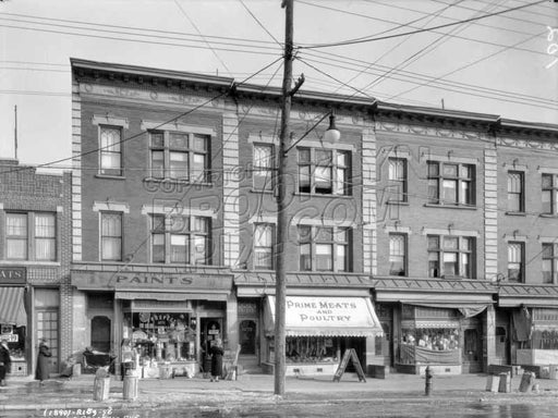 1271-75 Prospect Avenue, 1928 Old Vintage Photos and Images