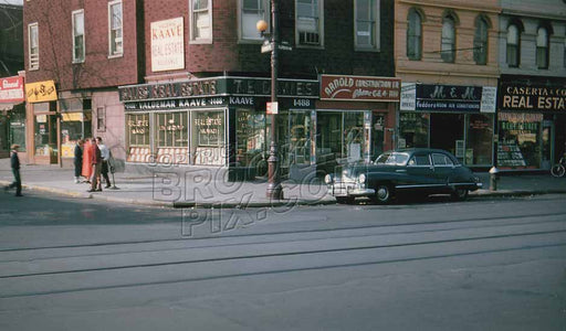 1488 Flatbush Avenue, 1950 Old Vintage Photos and Images