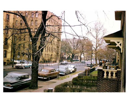 14th Avenue looking toward 48th Street - Borough Park - Brooklyn, NY Old Vintage Photos and Images