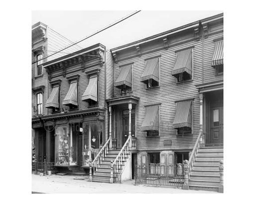 157 - 159 Bushwick Ave Bushwick - Brooklyn , NY  1923 Old Vintage Photos and Images