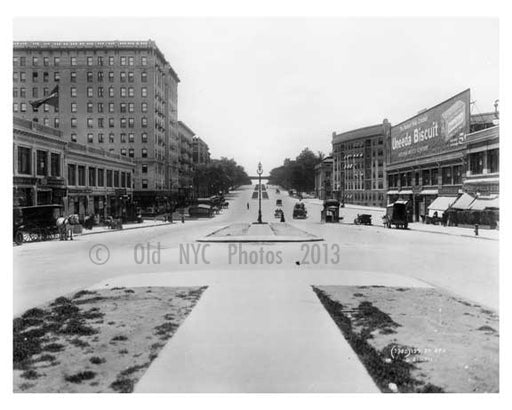 157th Street Station - Harlem NY 1911 Old Vintage Photos and Images